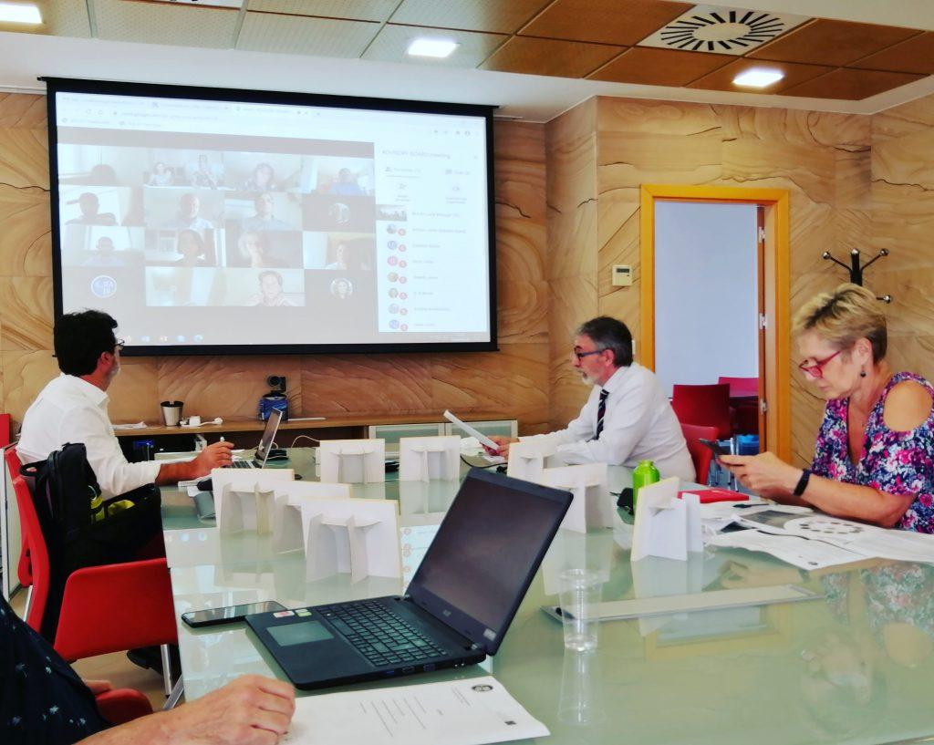 Primera reunión del Consejo Asesor de SEA-EU