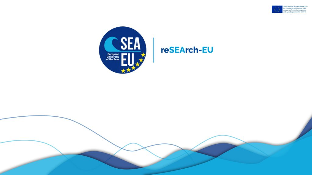 Kick-off del proyecto reSEArchEU
